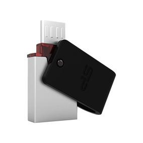 Silicon Power Memoria Otg Usb 3.0 Mobile X31 64gb Negra