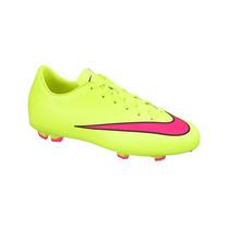 Zapato Nike Futbol Mercurial Victory V Fg Junior