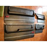 Paneles Tapizado Puerta Torino Coupe Ts- Tsx Diseño Original