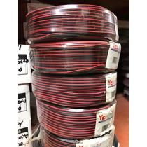 Cable Bicolor 22 Awg Para Bocina 100mts 92-9140 Yeilite