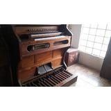 Piano Harmonio J. Edmundo Bohn José Gertum Nº 8 Modelo 15