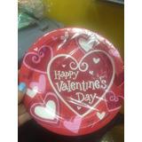 Kit Decorativo Día De Los Enamorados - San Valentín Corazon