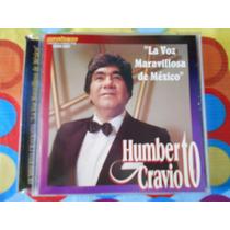 Humberto Cravioto Cd La Voz Maravillosa De Mexico.