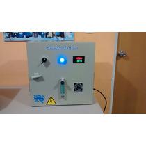 Generador De Ozono De 5 Gr/hr Aire Seco Y 7.2 Gr/hr Oxigeno