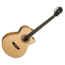 Guitarra Electroacustica Washburn Ea12 Colores!!!