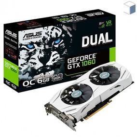 Placa De Vídeo Nvidia Asus Gtx 1060 6gb Opengl4.5