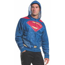 Sudadera Superman Disfraz Oferta