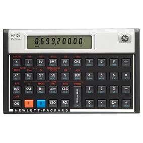 Calculadora Hp Financiera Hp Platinum (f2232a) 12c