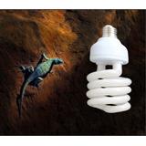 Ampolleta Ideal Para Reptiles Uva Uvb 10.0 De 26 Watt
