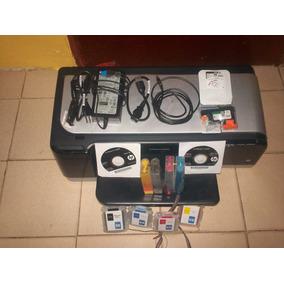 Impresora Hp K 8600 Cabezales En Sus Paquetes