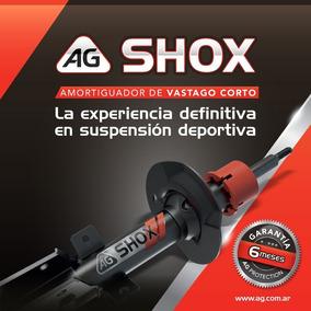 Amortiguadores Ag Shox Seat Leon 2007 A 2013