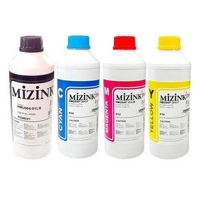 Tinta Sublimática Epson Mizink - Frasco 100ml