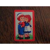 Mini Baraja Hallmark Raggedy Ann & Andy - Hasta 28 Febrero