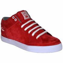 Zapatillas Rusty Andreuss Rojo Hombre Skate Rz000108
