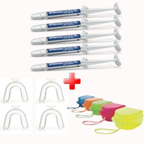 Kit Clareador Dental Whitness Casal + Brinde