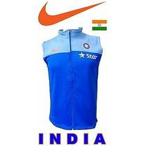 India Chaleco 2016-bcci Star - Nike - Único!