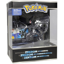 Set Pokémon Trainer Zekrom Legendario Unova Tomy 2016