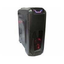 Gabinete Gamer Black Tornado Cg-01t8 S/fonte - K-mex