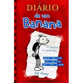 Box Completo - Diário De Um Banana (8 Livros)