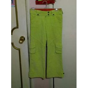 Pantalon De Pana De Vestir