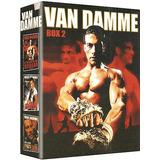 Dvds Jean Claude Van Damme Complete Aqui A Sua Coleção