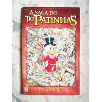 Especial A Saga Do Tio Patinhas - Volume 1