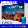 Samsung Led 88 Js9500 Curvo Suhd 4k 3d 88js9500 Linea Nueva