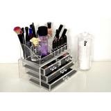 Set Organizador De Maquillaje_accesorios_cosméticos_brochas