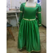 Disfraz De Princesa Fiona !!!