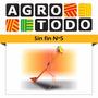Sinfin Chimango Loyto Nº5 6 Mts 6000 Kg/hs