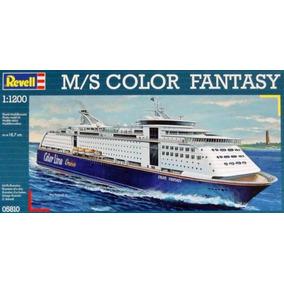 Revell - Navio M/s Color Fantasy 1:1200 - 05810