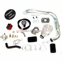 Kit Turbo Gm - Corsa 1.0 / 1.6 - Efi Sem Turbina