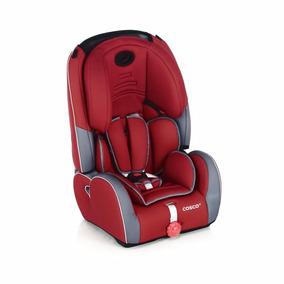 Cadeira Cadeirinha Para Auto Evolve Cosco Vermelha 9 A 36 Kg