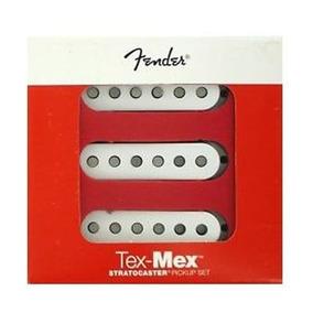 Captador Set Guitarra Fender Tex Mex 3 Special Stratocaster