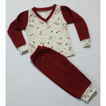 Pijama Navidad 0-3m