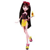 Monster High Gloom Beach Draculaura Doll X03