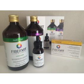 Fibervit +cápsulas Nutrahair.ultimas Unidades Na Promoção!!!