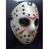 Adulto Mascara Jason Halloween Sexta Feira 13 Original Filme