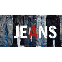 Jeans Al Mejor Precio, Levis, Lacoste, Armani, Abercrombie.