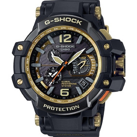 Relogio Casio G Shock Gravitymaster Gpw1000 Gb-1a Gps Hybrid