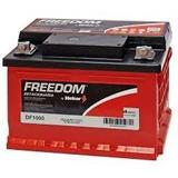 Bateria Estacionária Freedom Df1000 70ah * Nobreak E Som*