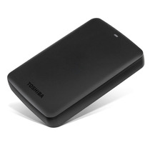 Hd Externo Toshiba Canvio Basics 2tb Usb 3.0 12x Sem Juros