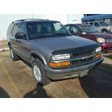 Chevrolet Blazer 1998-2003: Frenos (booster)