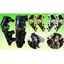Rodilleras Articuladas Scoyco K-12 Scoyco Motocross @tv