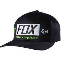 Gorra Fox Monster Padock Flexfit L/xl Motocross Mtb Downhill