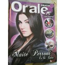 Maite Perroni Revista Orale