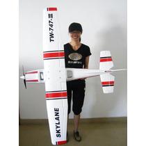 Robinho Aeromodelo / Aviao Cessna Tw 747-3 Rtf