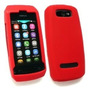 Funda Silicona Nokia Asha 305 306 Envio Promo Cap