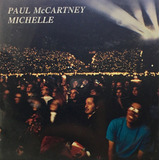 Cd Paul Mccartney Michelle Promo Usado