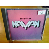 Kayak The Best Of New Wave Cd